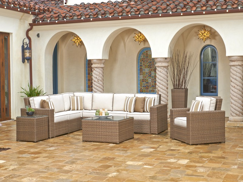 Palisades Wicker Collection by North Cape Wicker Outdoor Furniture