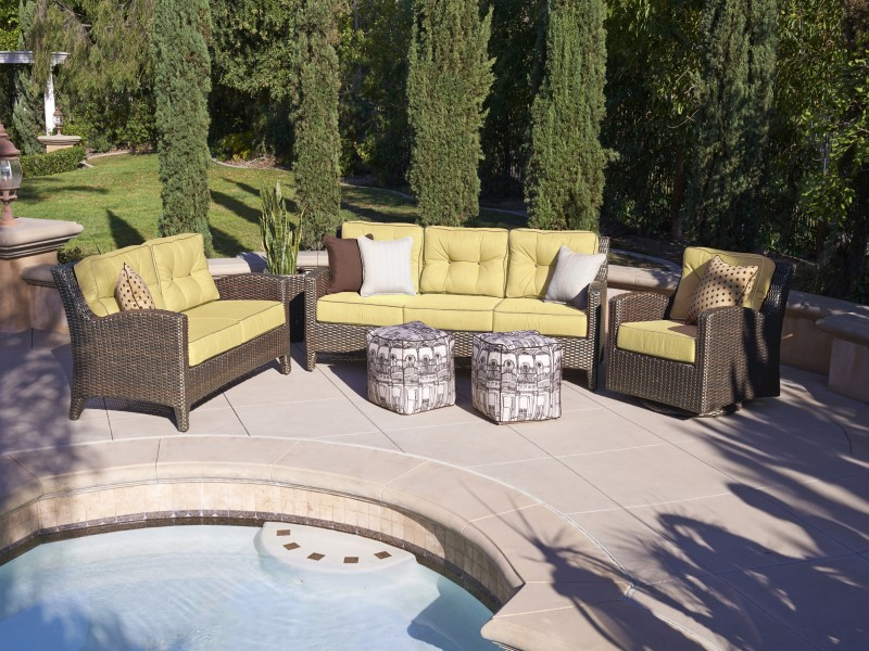 Elegance Wicker Collection by North Cape Wicker Outdoor Furniture
