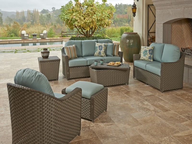 Covington  Wicker Collection by North Cape Wicker Outdoor Furniture