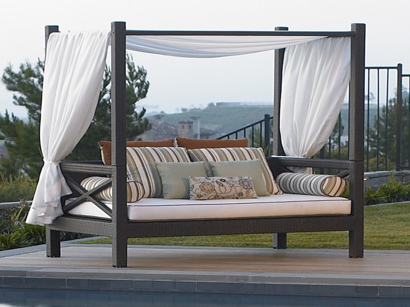 Malibu Outdoor Wicker Furniture Collection by North Cape (NCI) Wicker