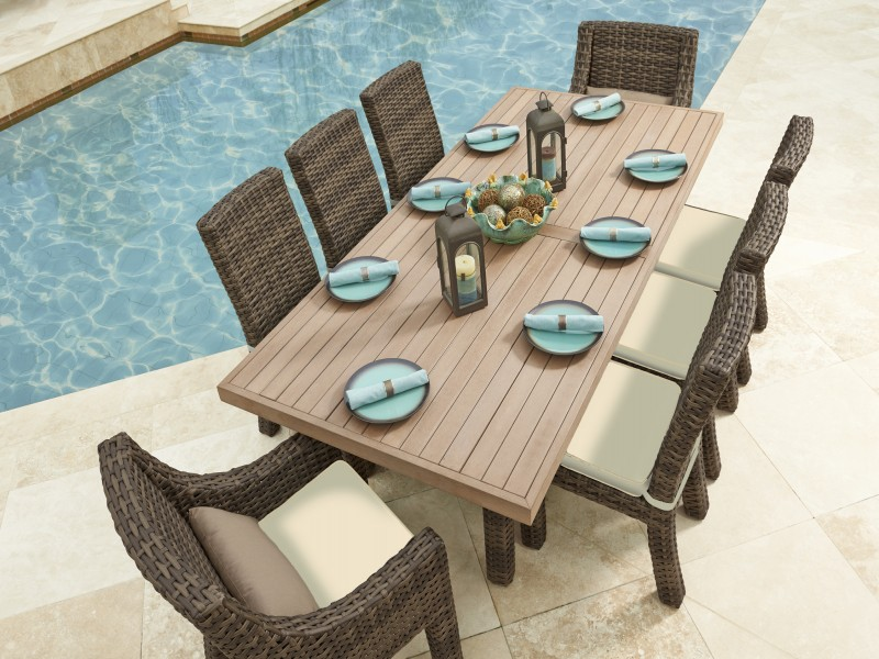 Avant Outdoor Wicker Furniture Collection by North Cape (NCI) Wicker