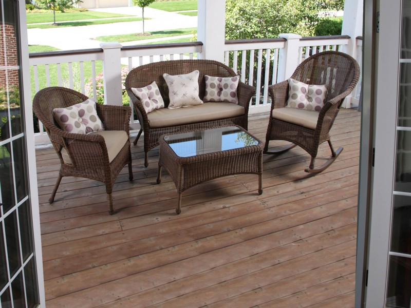 Darby Outdoor Wicker Furniture Collection by North Cape (NCI) Wicker