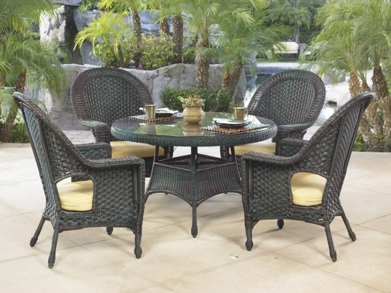 Georgetown Outdoor Wicker Furniture Collection by North Cape (NCI) Wicker