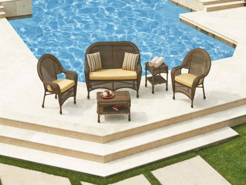 Hatteras Outdoor Wicker Furniture Collection by North Cape (NCI) Wicker