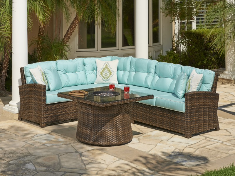 Lakeside Outdoor Wicker Furniture Collection by North Cape (NCI) Wicker