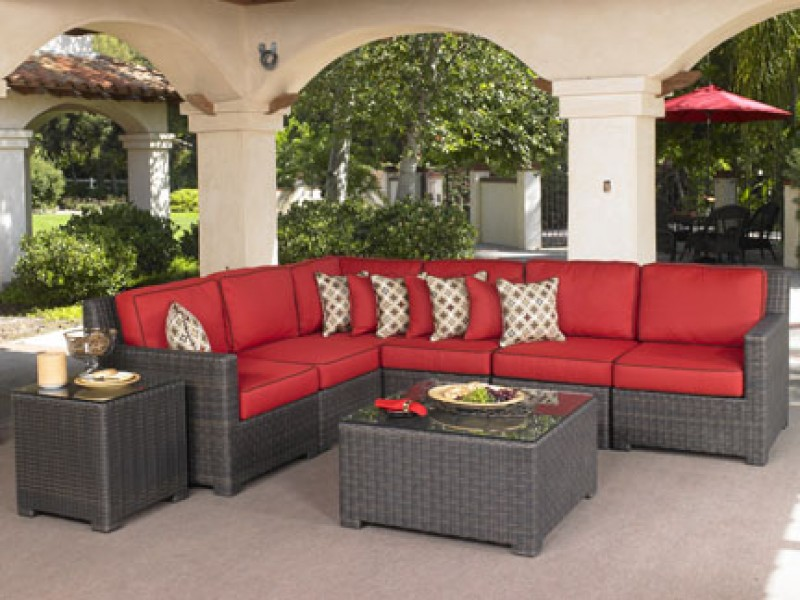 Monterey Outdoor Wicker Furniture Collection by North Cape (NCI) Wicker