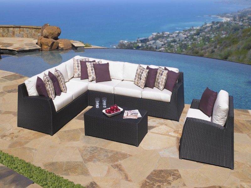 Soho Outdoor Wicker Furniture Collection by North Cape (NCI) Wicker