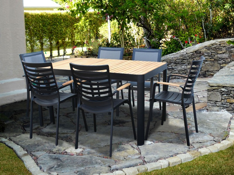 Vestavia Aluminum Outdoor Furniture Collection by North Cape (NCI) Wicker