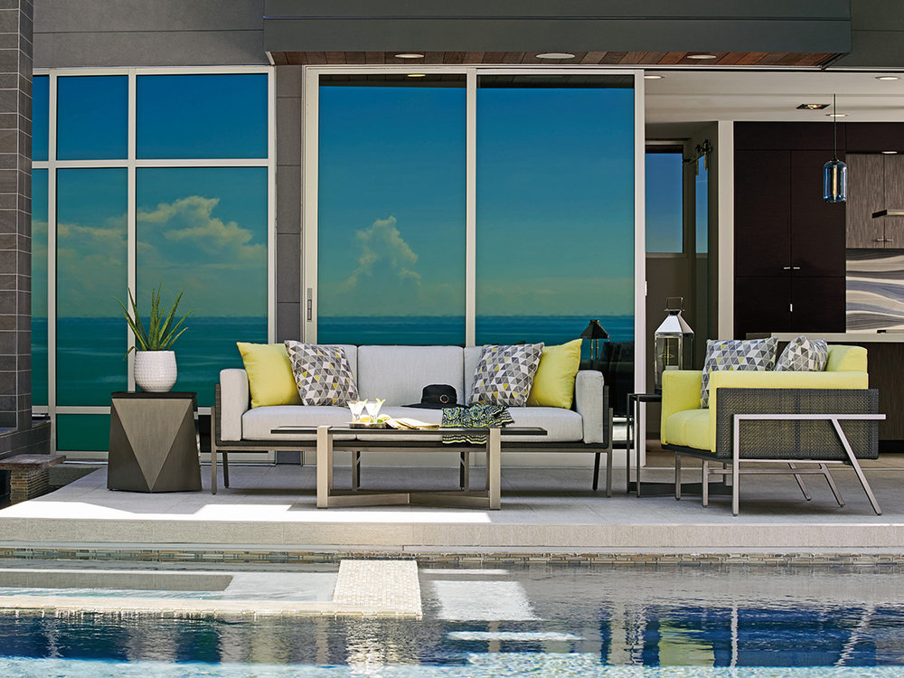 DEL MAR Wicker Lounge Collection by Tommy Bahama Outdoor Furniture