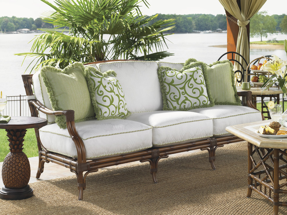 ISLAND ESTATE VERANDA Wicker / Rattan / Aluminum Lounge Collection by Tommy Bahama Outdoor Furniture