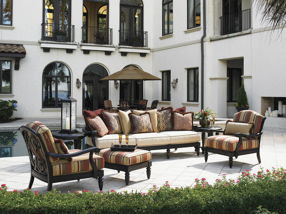 KINGSTOWN SEDONA Aluminum Lounge Collection by Tommy Bahama Outdoor Furniture