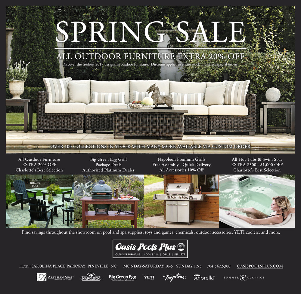 Charlotte_NC_Outdoor_Patio_Furniture_Hot_Tubs_Jacuzzi_Artesian_Spas_Big_Green_Egg_Napoleon_Grills_Dealer_Store