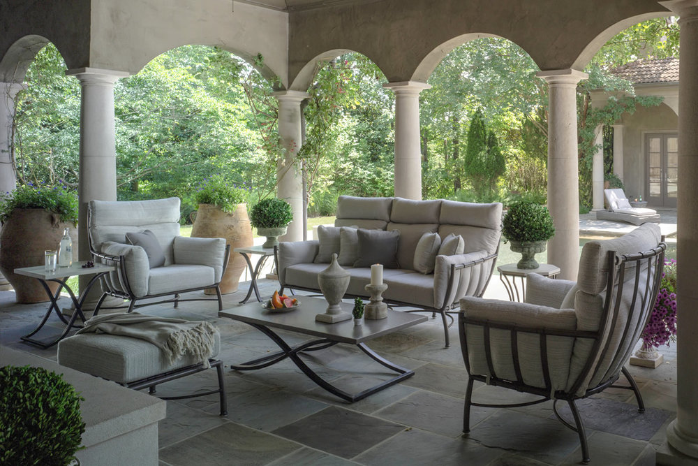 MAJORCA Outdoor Furniture Collection by Summer Classics