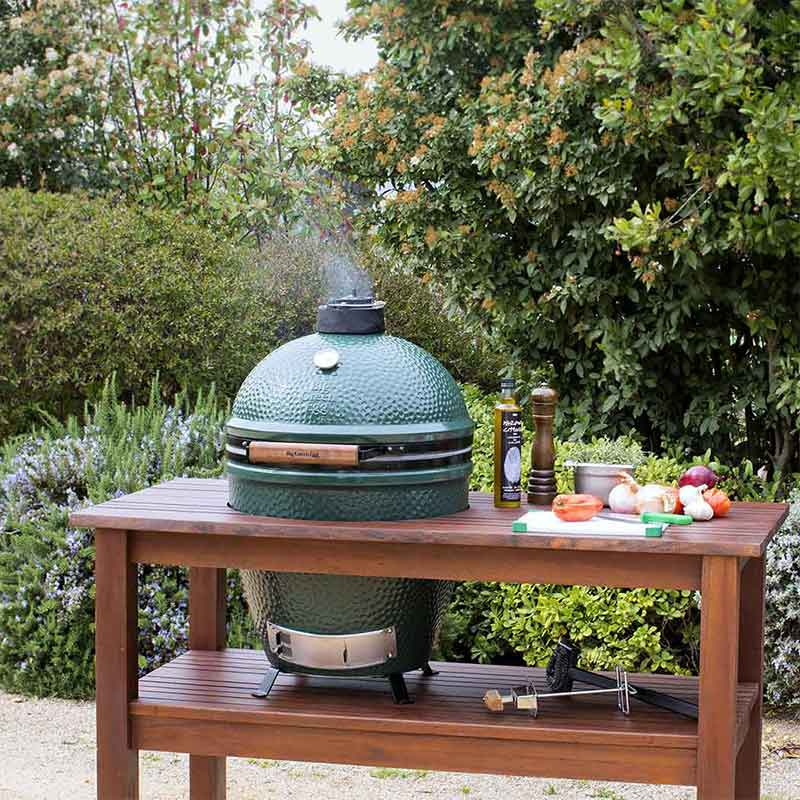 BIG GREEN EGG SMOKER GRILLS