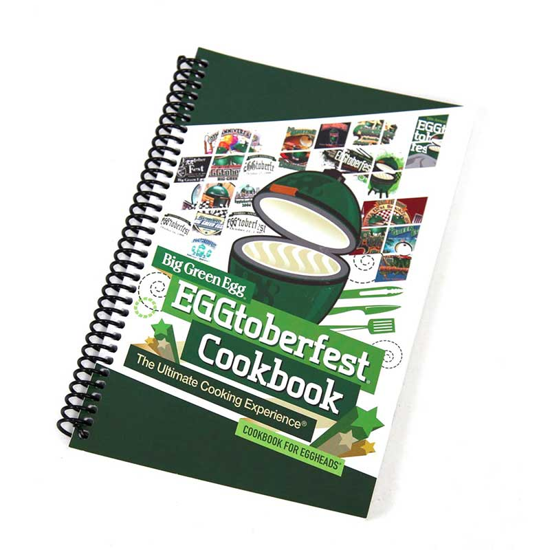 Big Green Egg EGGtoberfest Cookbook
