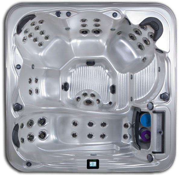 ANTIGUA Hot Tub by Artesian Spas Island Series
