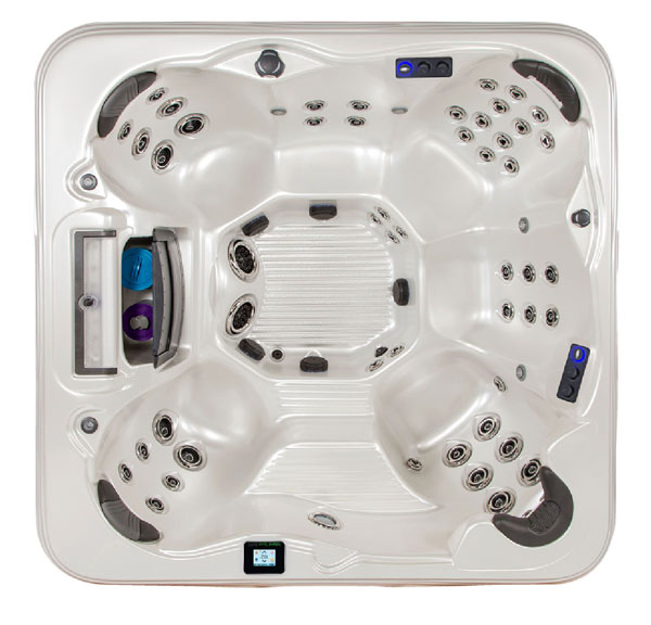 CAPTIVA ELITE Hot Tub by Artesian Spas Island Series
