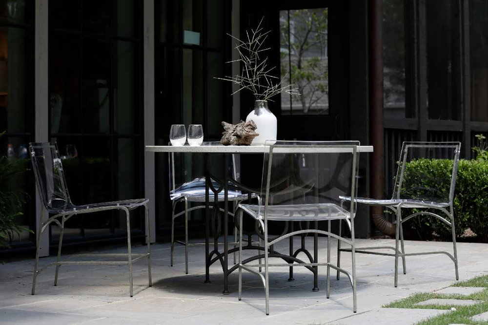 CLARO Dining Collection by Summer Classics Outdoor Furniture