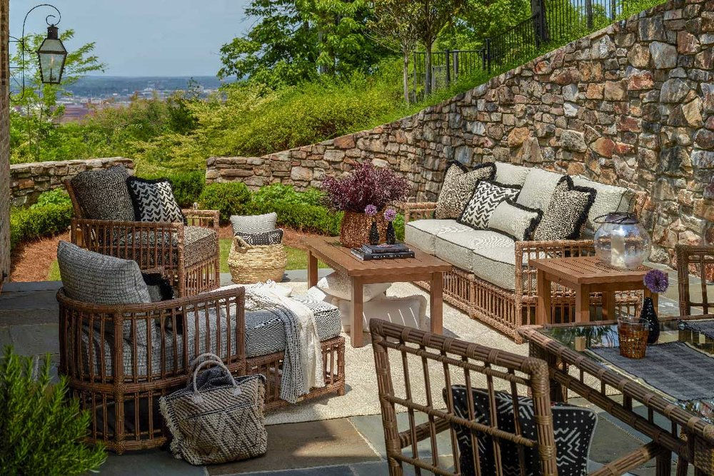 NEWPORT Rattan Lounge & Dining Collection by Summer Classics Outdoor Furniture