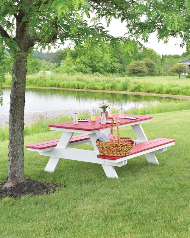 outdoor-patio-furniture-charlotte-nc-sale-13.jpg & Benches u0026 Picnic Tables - Berlin Gardens Poly Outdoor Furniture ...