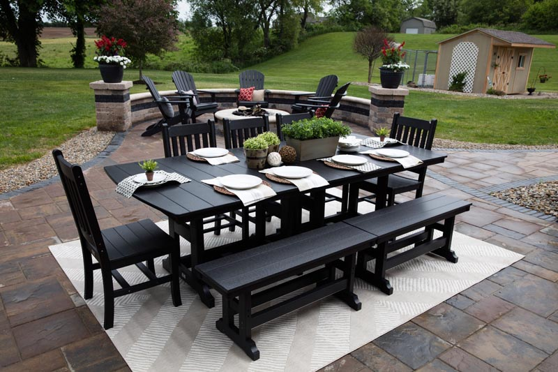 outdoor-patio-furniture-charlotte-nc-sale-44x96 Table with Mission Chairs.jpg