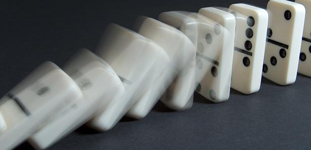 domino-causation
