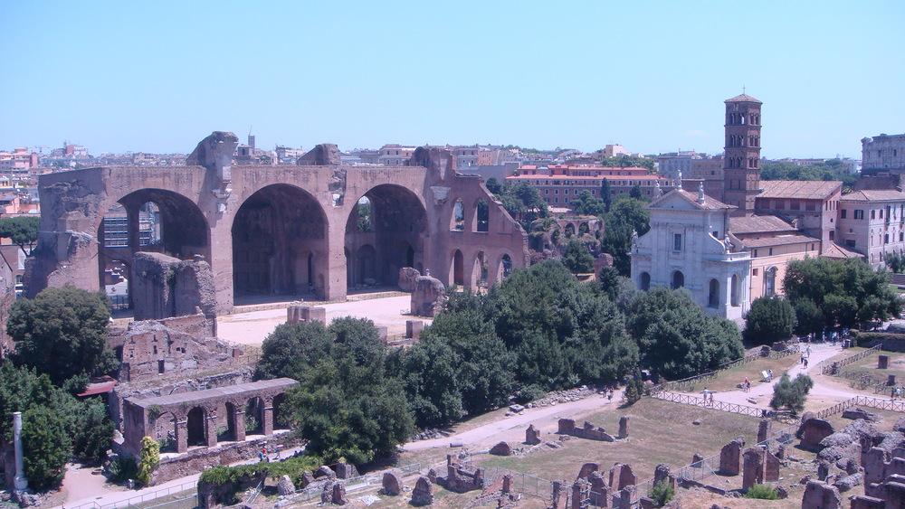 roma ruin 5