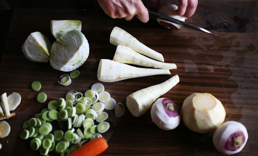 root vegetable stew