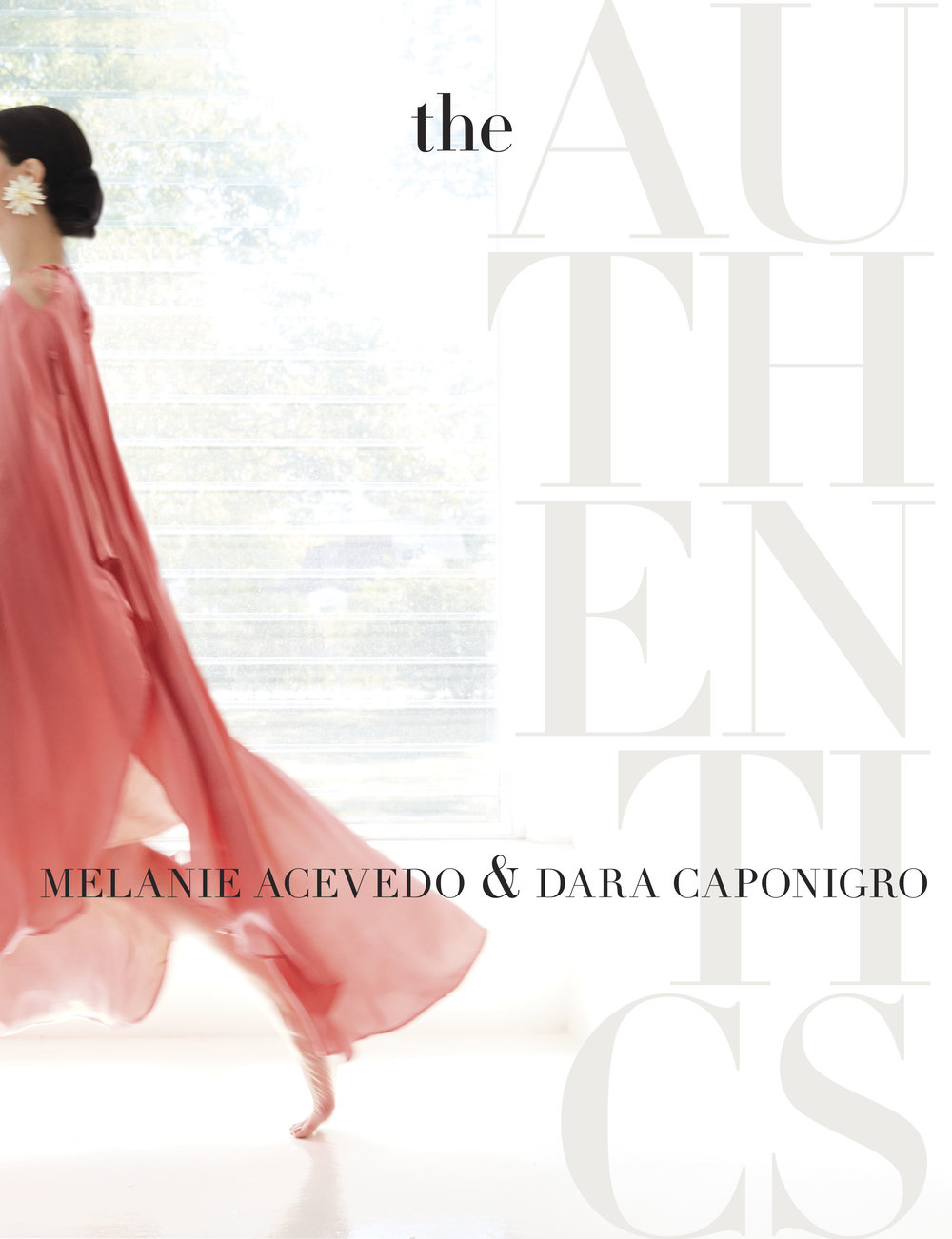 The Authentics book cover
