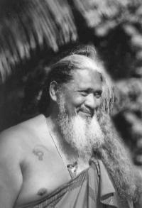 Hawaiin elder Hale Makua