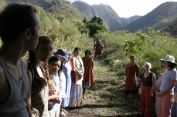 the indigenous mind crew on Maui