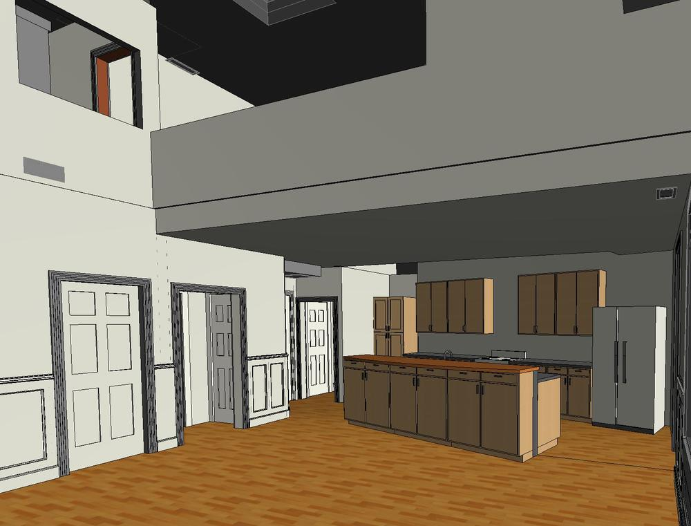 3D VIEW PRODUCED DIRECTLY FROM FLOOR PLAN