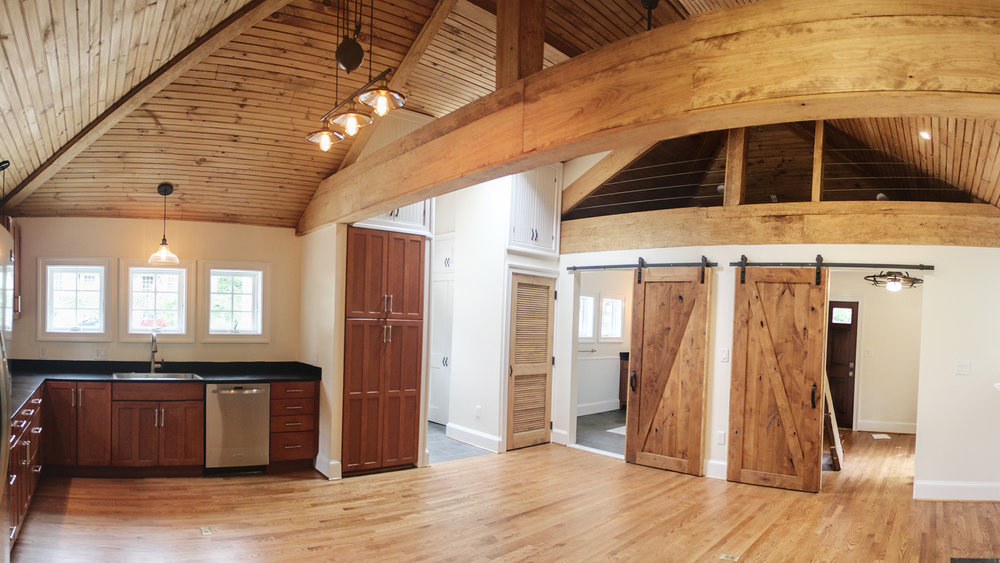 A Stylish Home Renovation Idea For Your New Project Could Be An Exposed Joist Ceiling We Ered This Briefly In Previous Blog About Design Changes