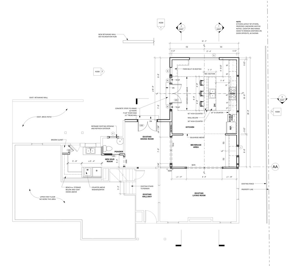 Home Addition - One Project Start to Finish - Design Development ...