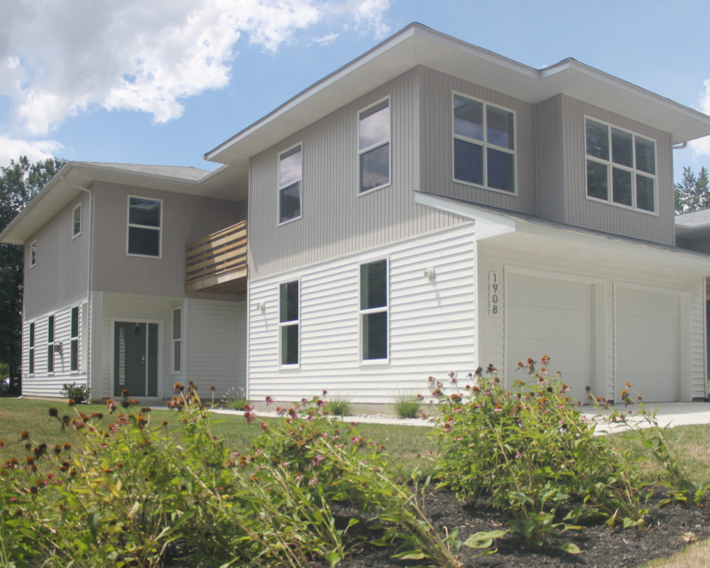Silver Spring Energy Efficient Home