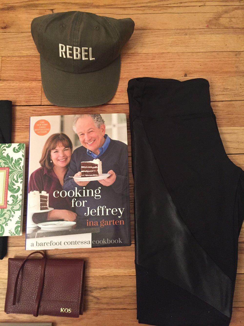 NEFF x STAR WARS Rebel Strapback Hat Cooking for Jeffery: A Barefoot Contessa Cookbook  KORAL Forge Compression Workout Legging