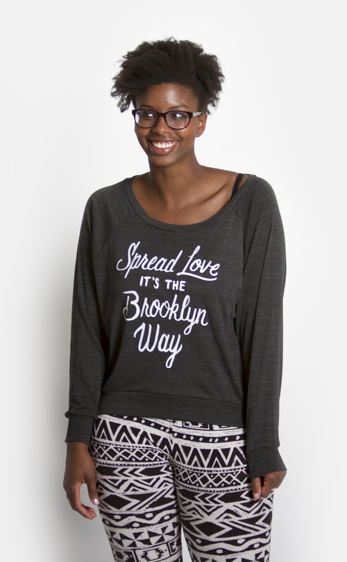 Spread Love Women's Sweatshirt