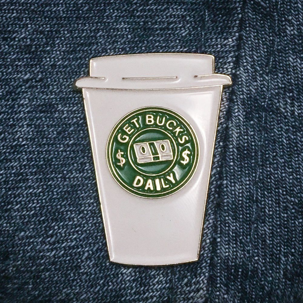 Get Bucks Daily pin $10