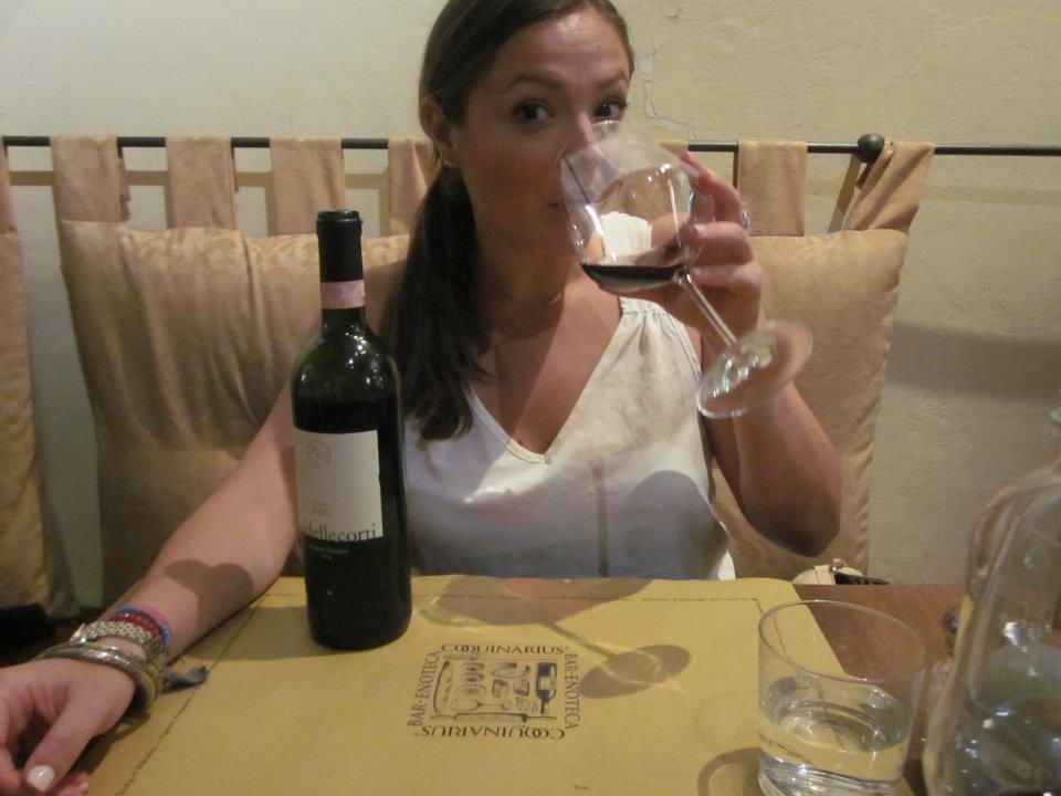 Another favorite restaurant, Acqua al 2