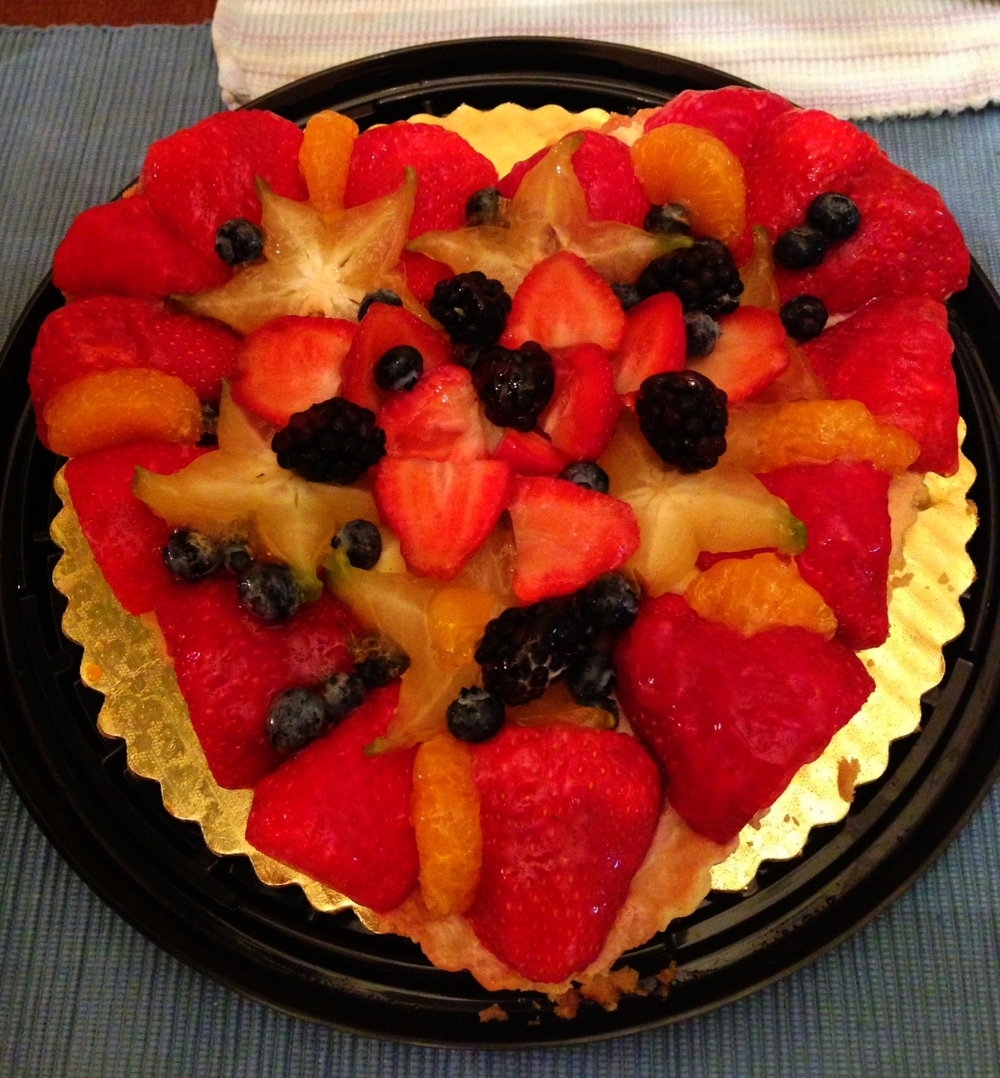 Central Market Fruit Tart
