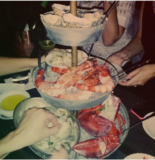 seafood tower 2