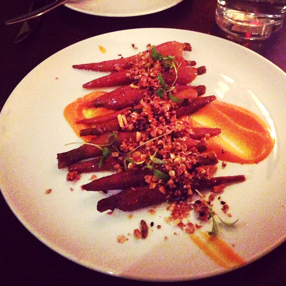 carrots. dreamy dreamy carrots.