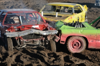 Demo Derby : July 12, 7:30 pm at the Northwest Grandstands -  Rules
