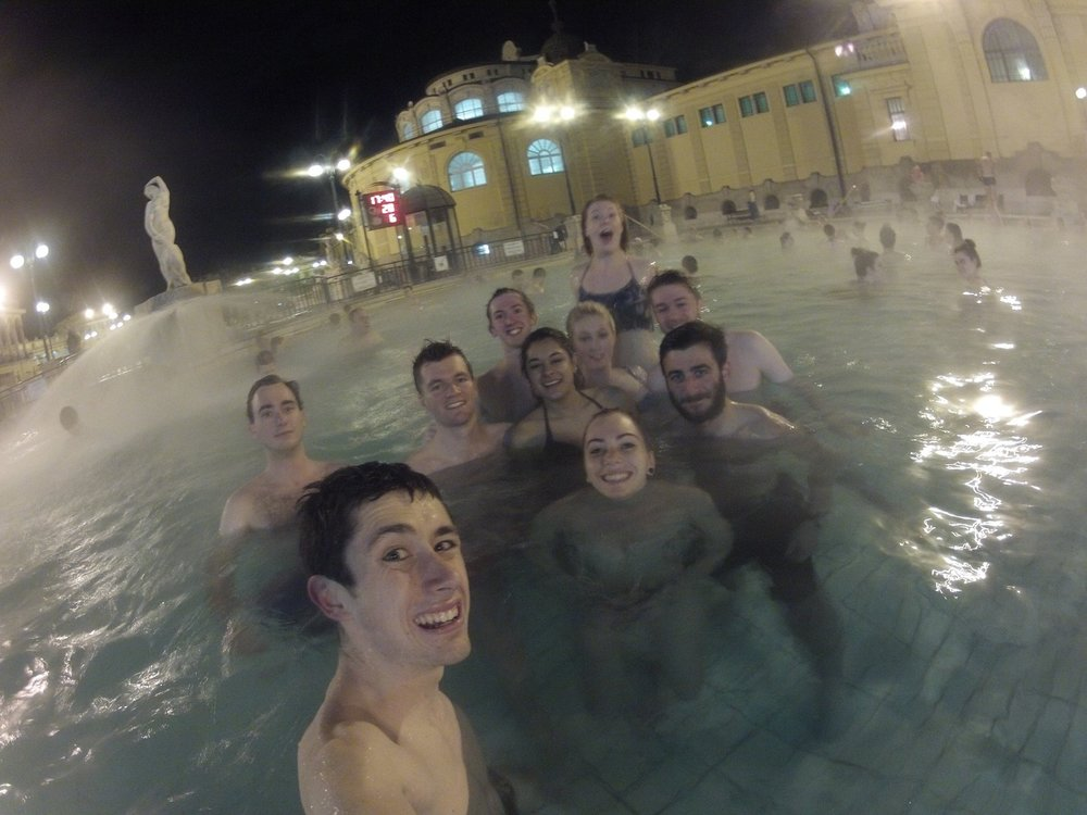 At the Thermal Baths
