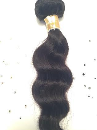 Loose body wave virgin hair