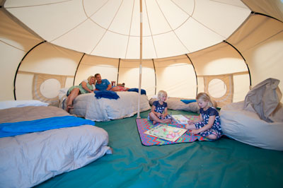 NZ Glamping Holidays, Unique Locations, Boutique Accommodation & Hosted Accommodation - Bed & Breakfast in Southland