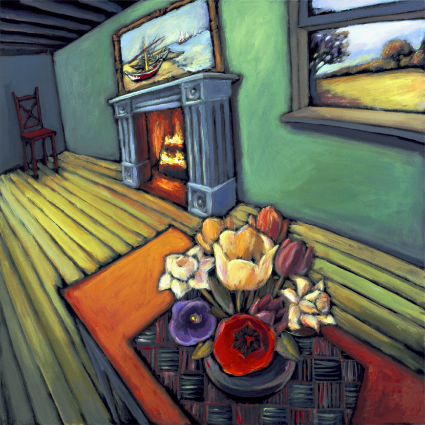 Green Room Bouquet