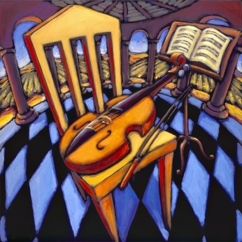 Violin Chair II