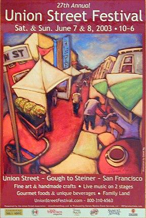2003 Union Street Festival