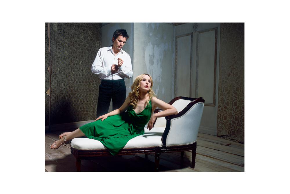 Ethan Hawke & Julie Delphy